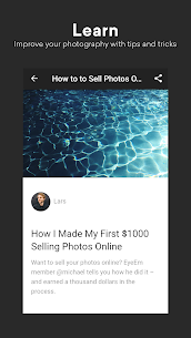 EyeEm: Free Photo App For Sharing & Selling Images 5