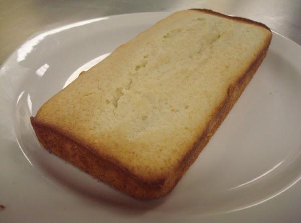 Sour Cream Pound Cake Recipe