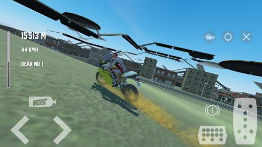 Motorbike Crush Simulator 3D  screenshots 7