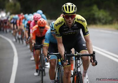 Luke Durbridge blijft leider na spervuur aan aanvallen op laatste klim in tweede etappe