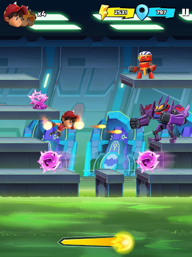 BoBoiBoy Galaxy Run: Fight Aliens to Defend Earth! 1.0.5d screenshots 12