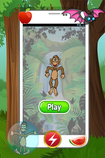 猴子丛林跳线