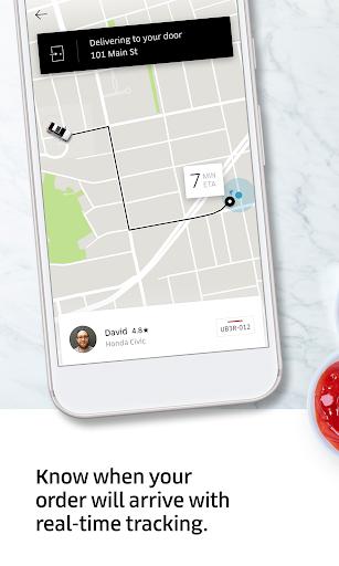Uber Eats: Local Food Delivery 1.180.10002 screenshots 4