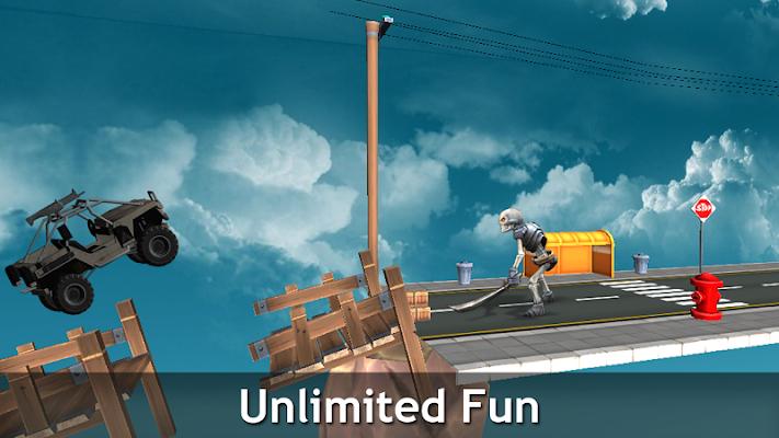 Climb Furious 2 - screenshot