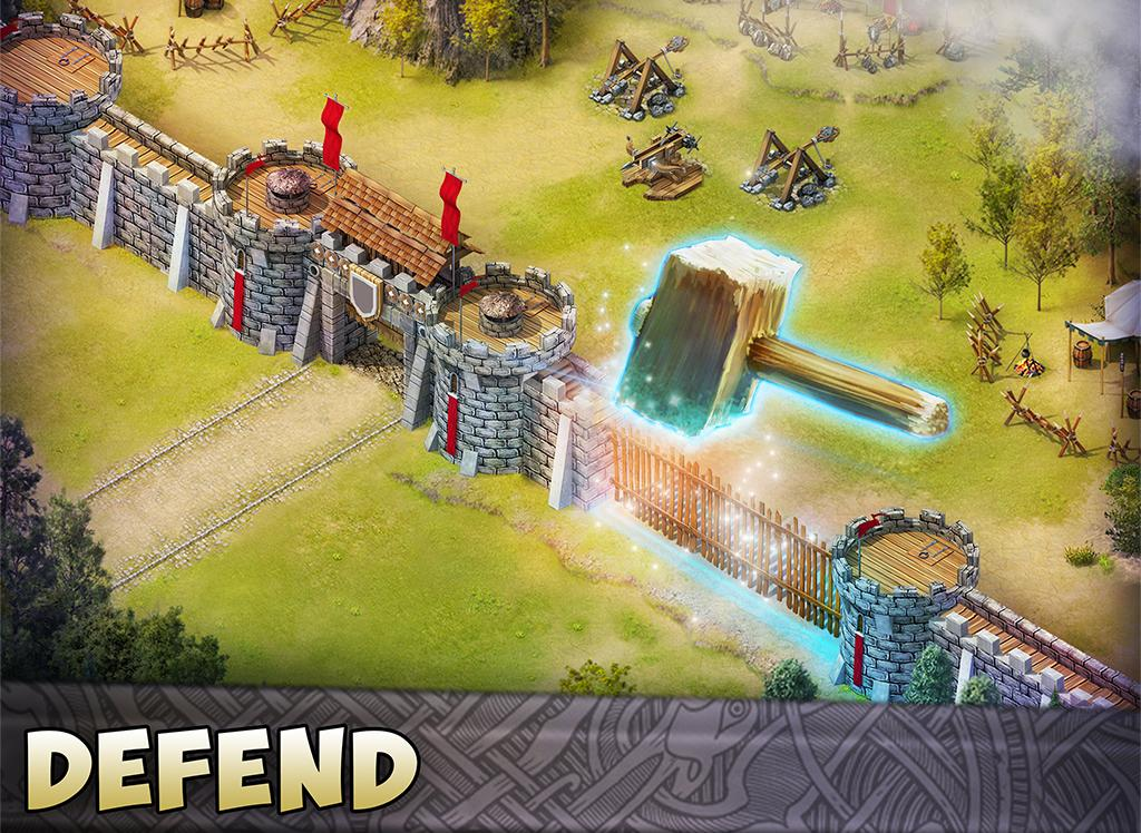 CITADELS 🏰  Medieval War Strategy with PVP- screenshot