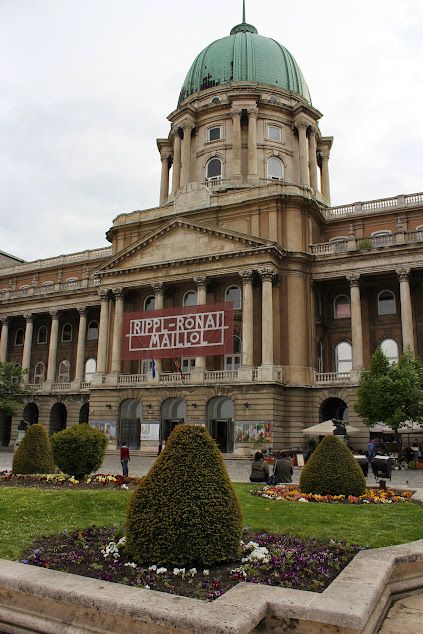 Будапешт - там, где мое сердце (апрель 2015 + Вена)
