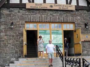 Photo: Banff - eine schöne Stadt, verglichen mit anderen nordamerikanischen Stadten