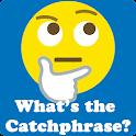 Catch Phrase Rebus puzzle game
