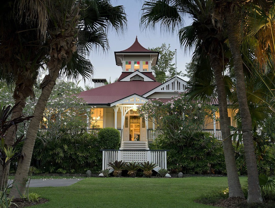 Buderim House was brought back to life by its current owners. Photo: Ray White - 10 Orme Road, Buderim QLD
