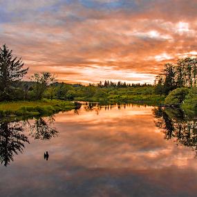 by Laddy Kite - Landscapes Sunsets & Sunrises