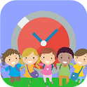 Часы для детей icon