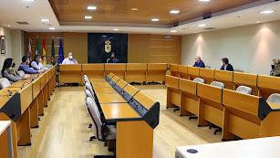 Reunión del Consejo de Administración de la Residencia Geriátrica
