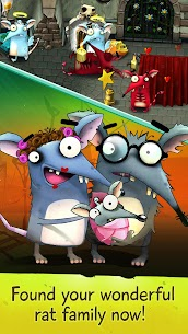 The Rats – Build a Cheese Empire: Online Game  Apk Download For Android and Iphone 3