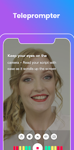 BIGVU teleprompter – video editor & captions maker App Download For Android and iPhone 1