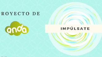 """Imagen del Programa \""""Impúlsate\"""" de la Asociación de Niños con Discapacidad de Almería, ANDA."""