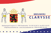 Bizonrock Official partners Clarysse