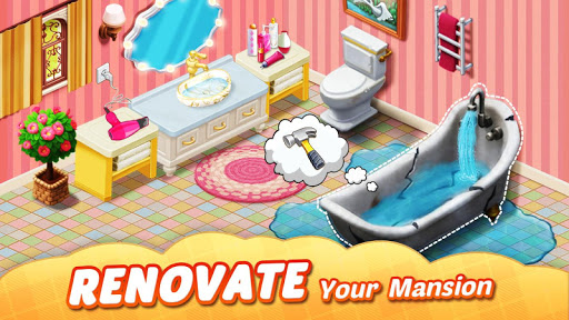 Screenshot for Matchington Mansion in United States Play Store