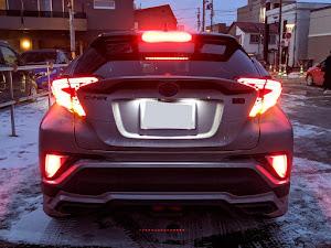 """C-HR ZYX10 HYBRID""""G""""LEDエディションのカスタム事例画像 ですちんさんの2019年12月21日21:18の投稿"""