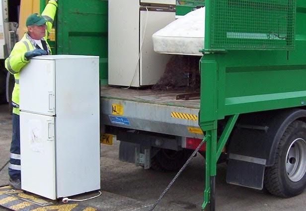 An extra fiver to dispose of bulky waste