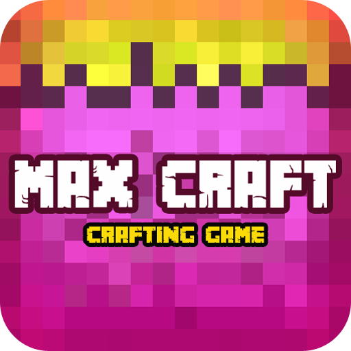 Max Craft Crafting Games Free