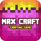 Max Craft Crafting Games Free icon