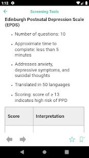 Download APGO Perinatal Depression For PC Windows and Mac apk screenshot 3