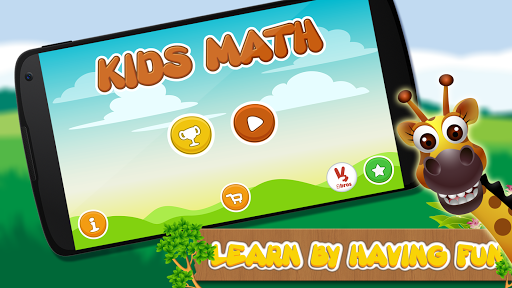 Educational game for kids - Math learning 1.8.0 Screenshots 1