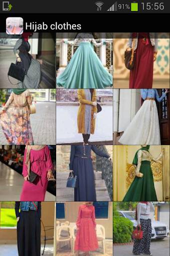 Hijab Fashion- حجاب