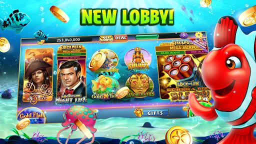 Gold Fish Casino Slots - FREE Slot Machine Games screenshot 10