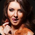 Sexy Girls au chocolat icon