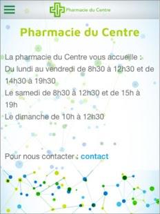 Pharmacie du Centre - náhled