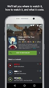 Yidio: TV Show & Movie Guide Screenshot