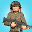 Idle Army Base icon