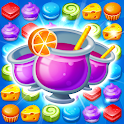 Candy Match 3 Puzzle: Sweet Monster icon