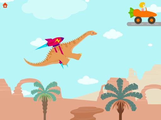 Jurassic Dig - Dinosaur Games for kids apkpoly screenshots 12
