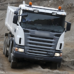 Puzzle Scania G Series Tipper Icon