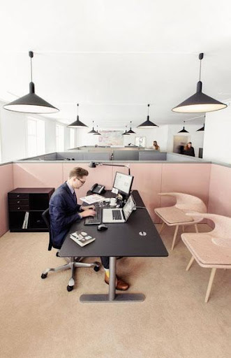 オフィスインテリアデザイン