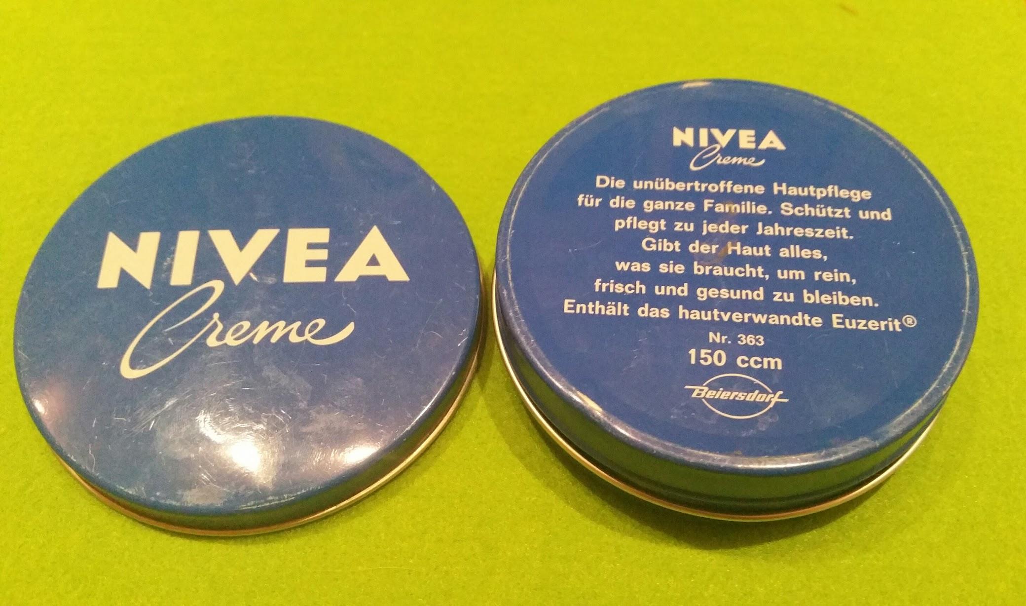 Nivea-Creme