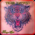 Tiger Tattoo Design icon