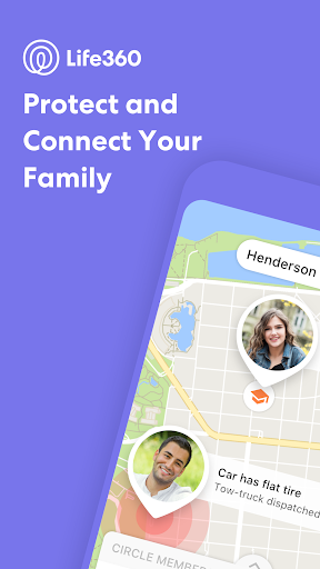 Life360: Family Locator & GPS Tracker for Safety 20.5.0 Screenshots 1