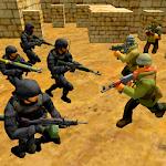 Battle Simulator: Counter Terrorist Icon