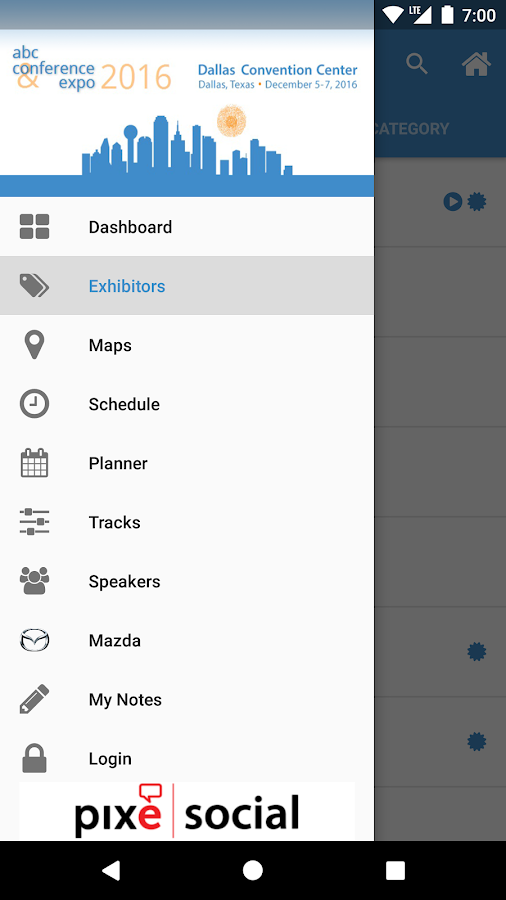 MyEventPlan- screenshot