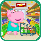 Supermarket: Shopping Games for Kids icon