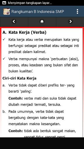 Download Rangkuman B Indonesia Smp Google Play Softwares
