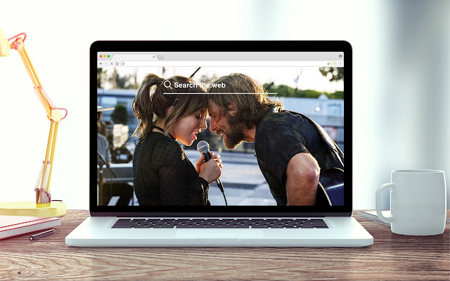 A Star Is Born HD Wallpapers New Tab Theme