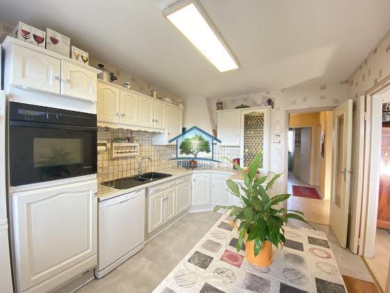 Vente appartement 4 pièces 86,87 m2