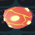 ファイアアラネオモーフスの卵