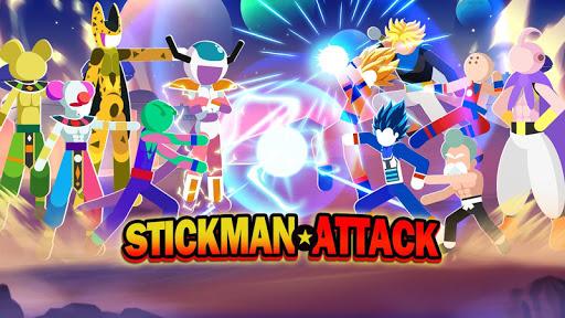 Stickman Attack - Dragon Warriors 1.0.6.108 screenshots 1