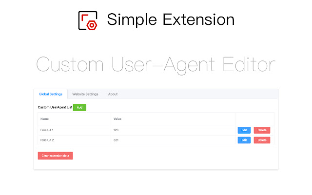 Simple Extension
