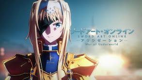 Sword Art Online: Alicization - War of Underworld thumbnail